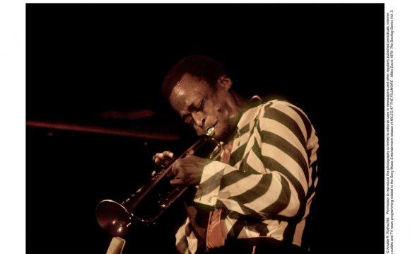 Hear Miles DavisRun the