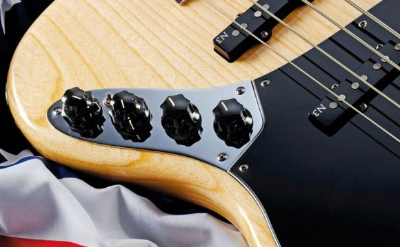 Fender N3 Jazz Bass pickups